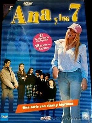 Ana y los 7 film Poster