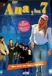 Ana y los 7 Poster