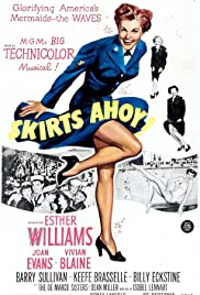 Skirts Ahoy! (1952) Poster - Movie Forum, Cast, Reviews