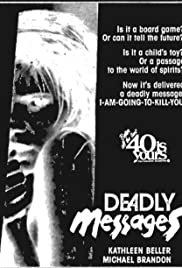 Deadly Messages (1985) Poster - Movie Forum, Cast, Reviews