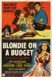 Blondie on a Budget(1940) Poster - Movie Forum, Cast, Reviews