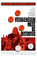 Frankenstein Must Be Destroyed(1970)