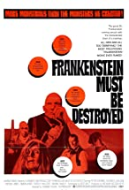 Primary image for Frankenstein Must Be Destroyed