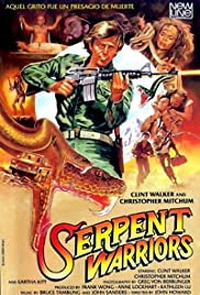 The Serpent Warriors Poster