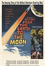 From the Earth to the Moon (1958) Poster - Movie Forum, Cast, Reviews