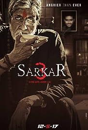 Sarkar 3(2017) Poster - Movie Forum, Cast, Reviews
