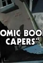 Comic Book Capers Poster