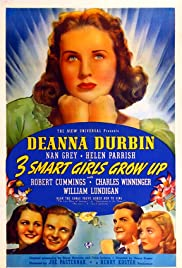 Three Smart Girls Grow Up(1939) Poster - Movie Forum, Cast, Reviews