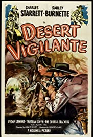 Desert Vigilante Poster