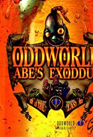Oddworld: Abe's Exoddus (1998) Poster - Movie Forum, Cast, Reviews