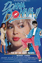 Donna Donna!! (1987) Poster - Movie Forum, Cast, Reviews