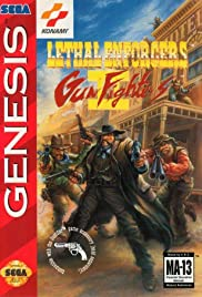 Lethal Enforcers II: Gunfighters Poster