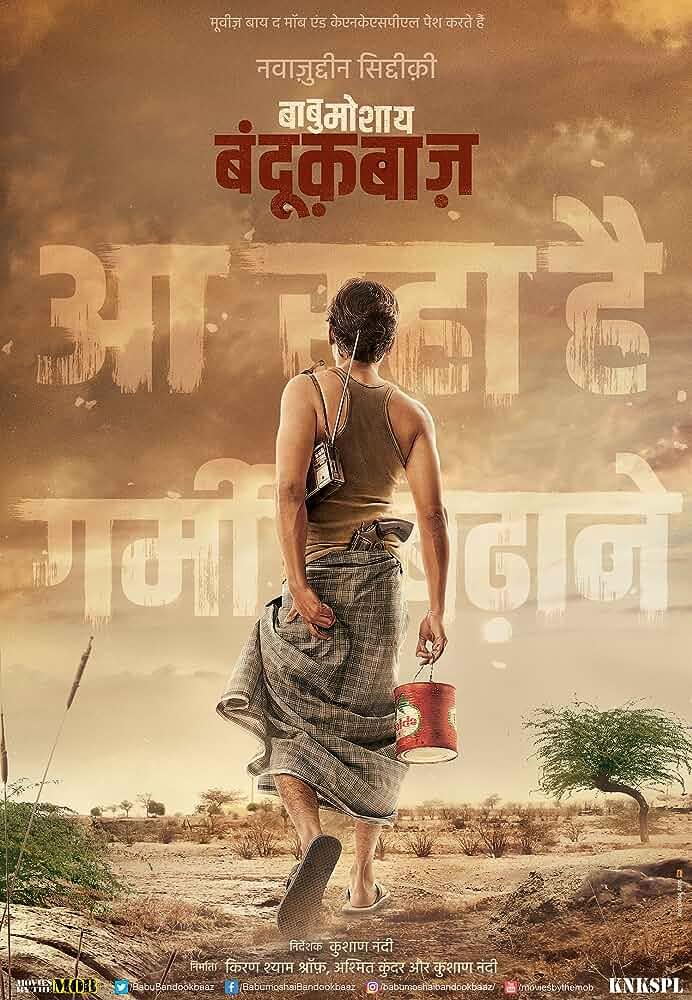 Babumoshai Bandookbaaz (2017) Full Bollywood Movie Nawazuddin Siddiqui Watch Online Download At Movies365.me