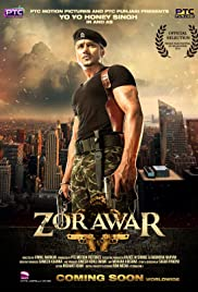 Zorawar (2016) Poster - Movie Forum, Cast, Reviews
