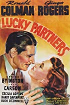 Lucky Partners (1940) Poster