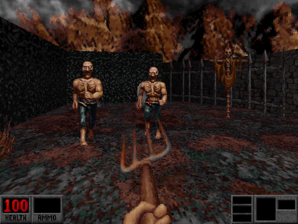 игра Blood 1997 скачать торрент - фото 9