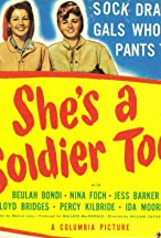 Primary image for She's a Soldier Too