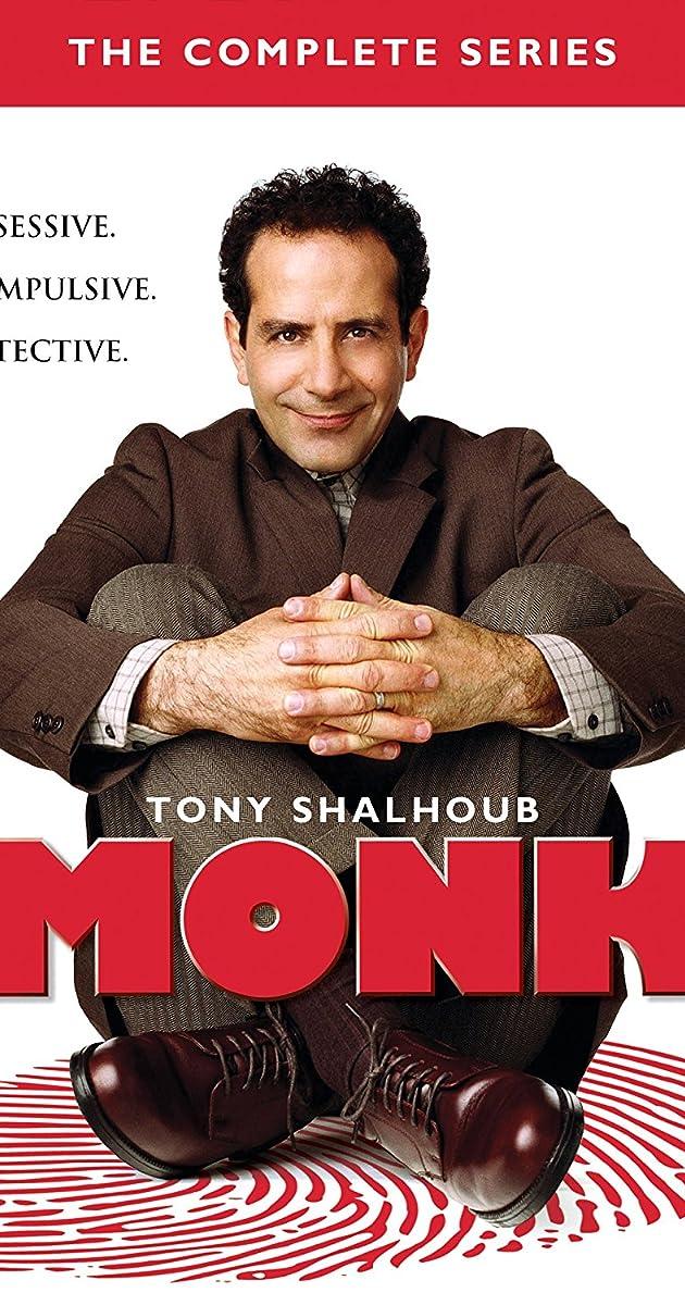 Monk (TV Series 2002–2009) - IMDb