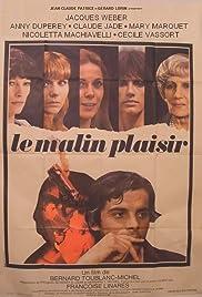 Evil Pleasure Poster