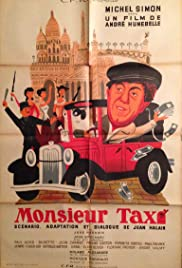 Monsieur Taxi Poster