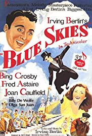 Blue Skies (1946) Poster - Movie Forum, Cast, Reviews