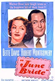 June Bride (1948) Poster - Movie Forum, Cast, Reviews