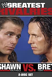 Shawn Michaels vs. Bret Hart (2011) Poster - Movie Forum, Cast, Reviews