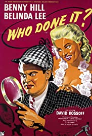 Who Done It? (1956) Poster - Movie Forum, Cast, Reviews