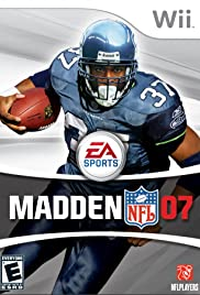 Madden NFL 2007 (2006) Poster - Movie Forum, Cast, Reviews