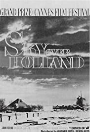 Sky Over Holland Poster