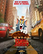 Tom & Jerry (2021) poster