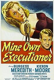 Mine Own Executioner(1947) Poster - Movie Forum, Cast, Reviews