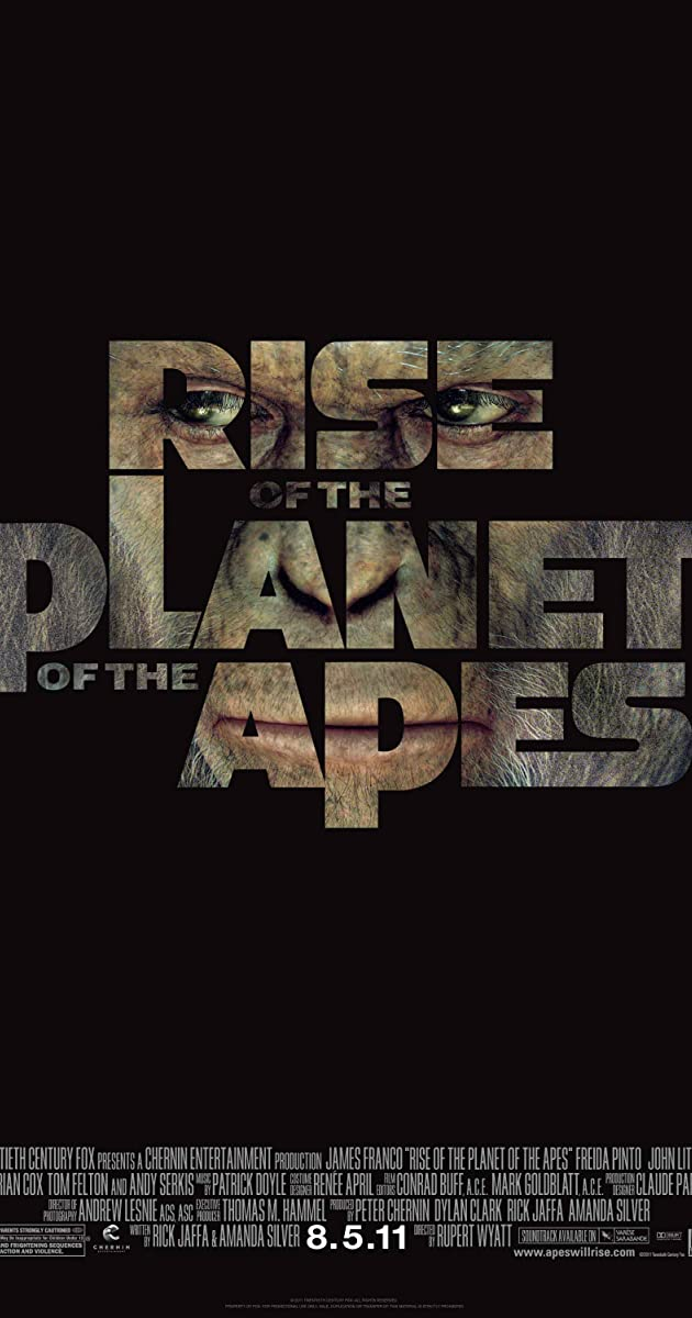 Rise of the Planet of the Apes (2011) - IMDb