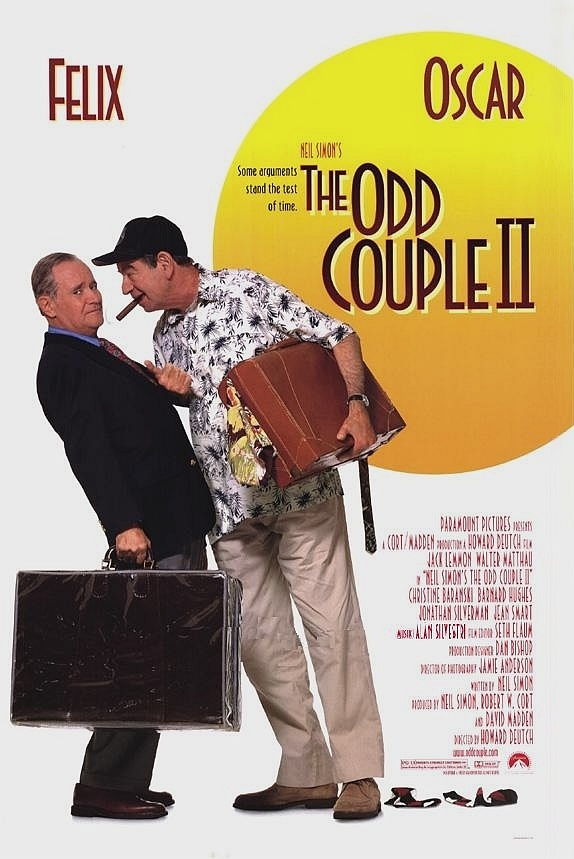 The Odd Couple II Watch Full Movie Free Online