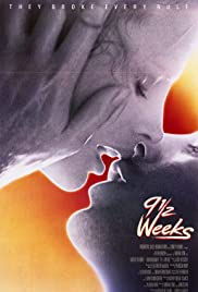 9½ Weeks (1986) Poster - Movie Forum, Cast, Reviews