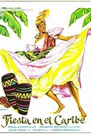 Baldoria nei Caraibi Poster