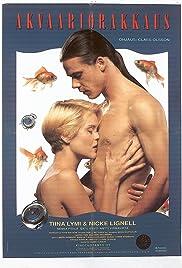 Akvaariorakkaus Poster
