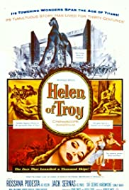 Helen of Troy(1956) Poster - Movie Forum, Cast, Reviews