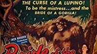 Bride of the Gorilla: Part 1