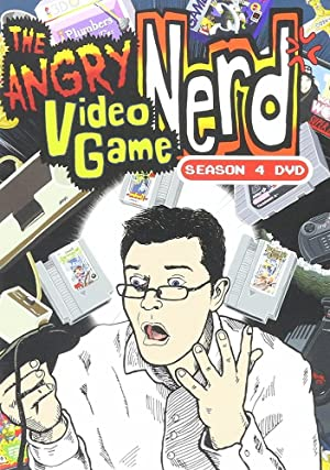 Poster The Angry Video Game Nerd