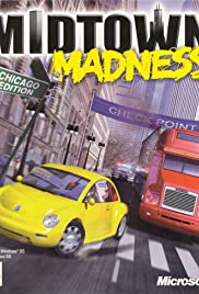 Midtown Madness(1999) Poster - Movie Forum, Cast, Reviews