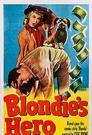 Blondie's Hero Poster
