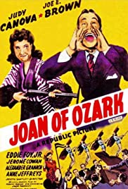 Joan of Ozark Poster