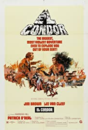 El Condor (1970) Poster - Movie Forum, Cast, Reviews