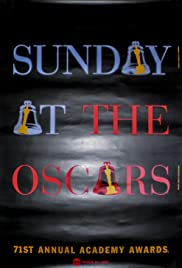 The 71st Annual Academy Awards (1999) Poster - TV Show Forum, Cast, Reviews