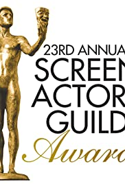 23rd Annual Screen Actors Guild Awards Poster