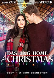 Dashing Home for Christmas (2020) poster