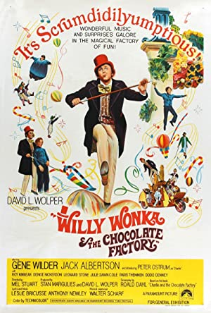 Willy Wonka y la fabrica de chocolate Online