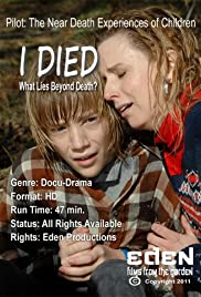 I Died Poster