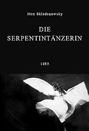 Die Serpentintänzerin Poster
